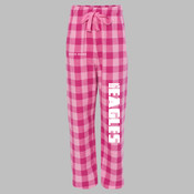 WPLEG - F20Y Youth Team Pride Fashion Flannel Pants with Pockets