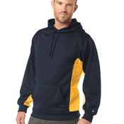 1454 Adult Dry-Fit Hooded Sweatshirt